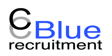 CC Blue Recruitment logo