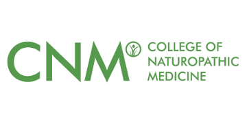 The College of Naturopathic Medicine logo