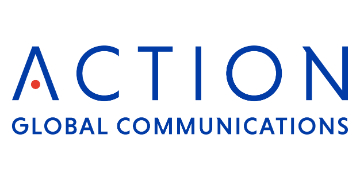 Action Global Communications logo