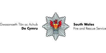 South Wales Fire & Rescue logo