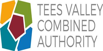 The Tees Valley Combined Authority logo