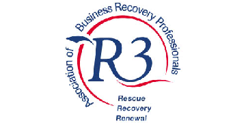 R3, the insolvency and restructuring trade body logo