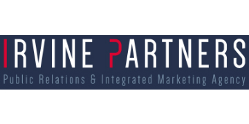 Irvine Partners Public Relations & Integrated Communications Agency  logo