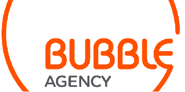 Bubble Agency logo