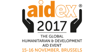 AidEx logo