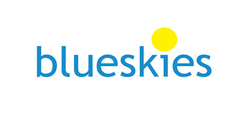 Blue Skies Marketing Recruitment logo