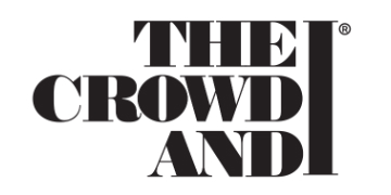 The Crowd &I logo