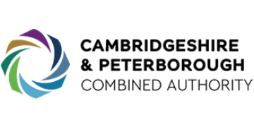 Cambridgeshire and Peterborough Combined Authority logo