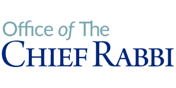 The Office of the Chief Rabbi logo