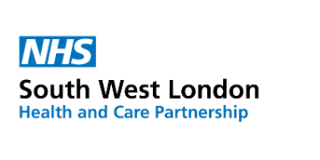 NHS South West London Health and Care partners logo