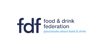 Food and Drink Federation (FDF) logo