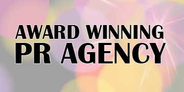 Award Winning PR Agency logo