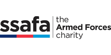 SSAFA -Lifelong support for our Forces and their families logo