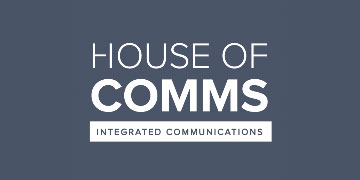 House of Comms logo